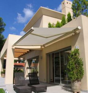 Premier Shade 250 Cassette Awning System