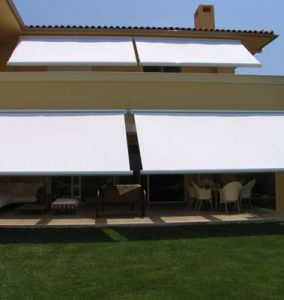 Premier Shade 300 Cassette Awning System