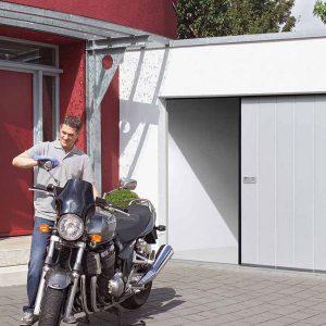 Side Sliding Sectional Garage Doors